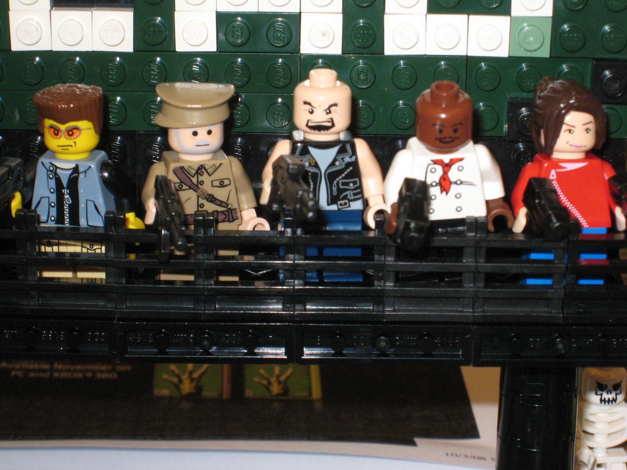 Efectotetris Community - Foros Frikicity - - Lego 4 Dead