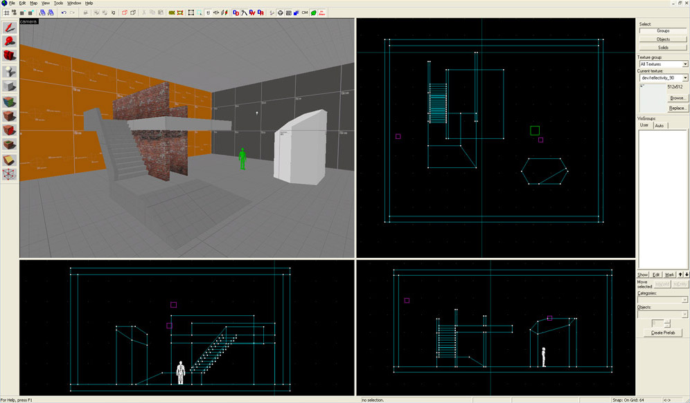 SketchUp: Import into Left 4 Dead Engine – digital urban
