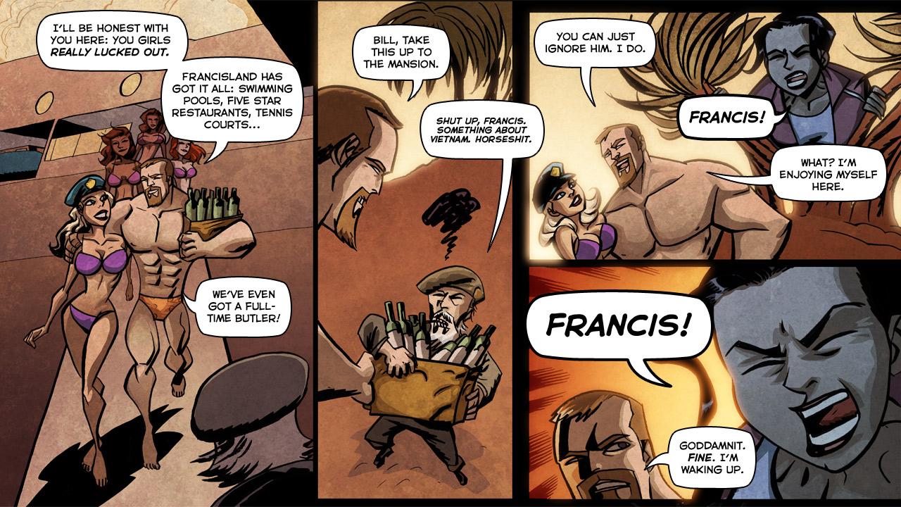 L4D Comic The Sacrifice