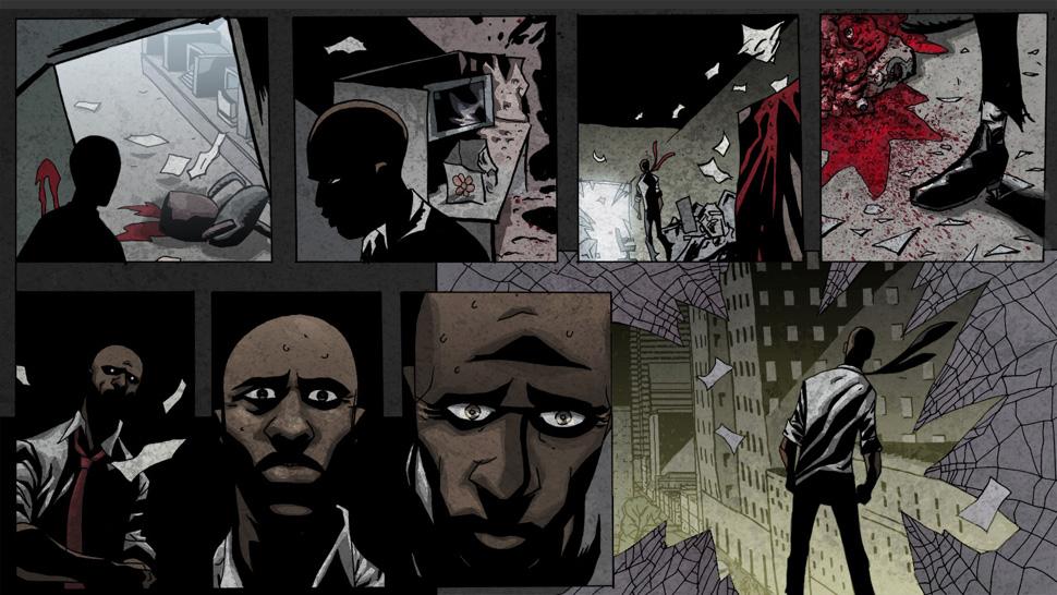 Comic Left 4 Dead parte 1